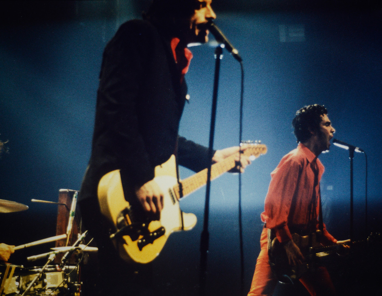 Jon Spencer blues Explosion, Forum -London-