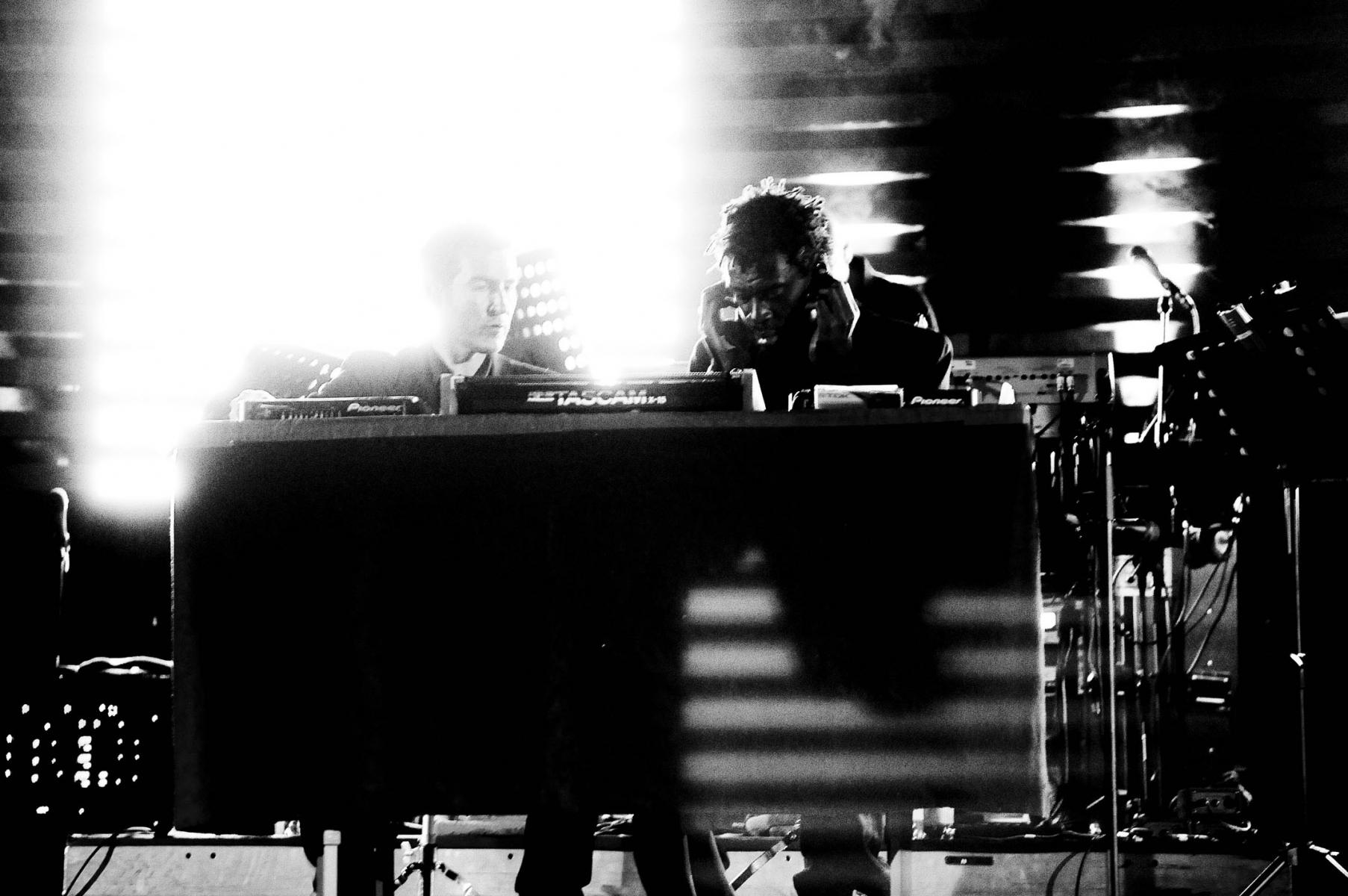 Massive Attack -Meltdown festival -