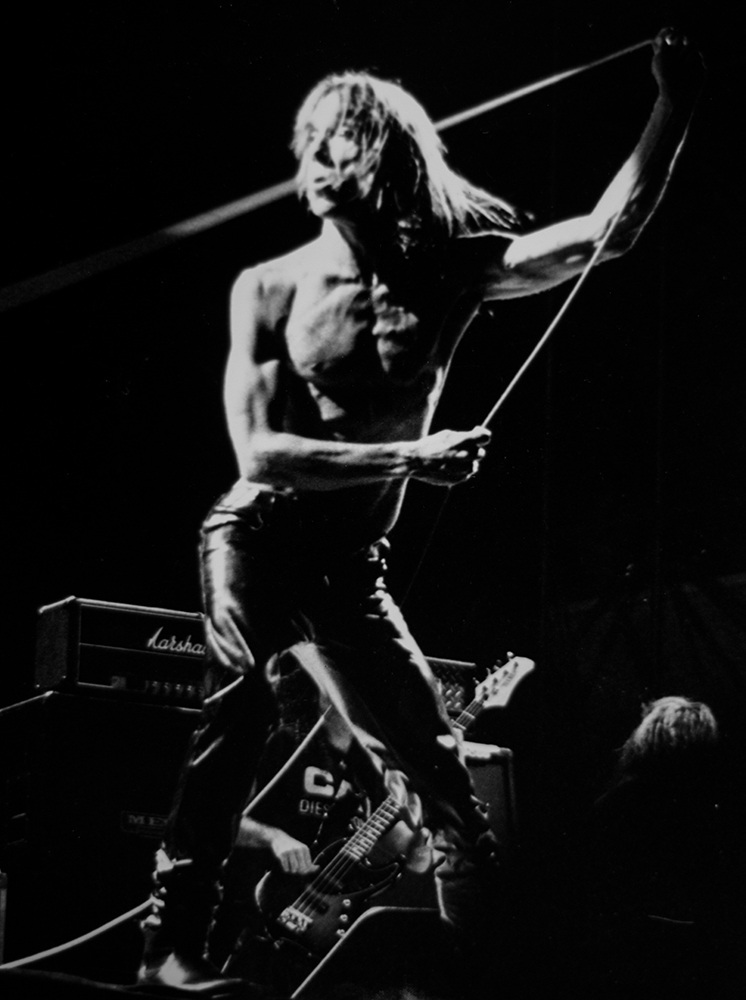 Iggy Pop, Olympic Stadium -Rome- 1996