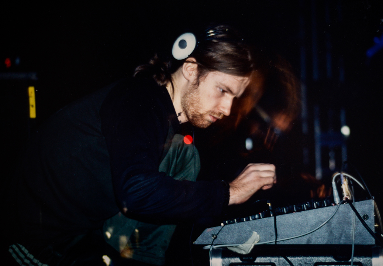 Aphex Twin. Big love (Universe) 1996