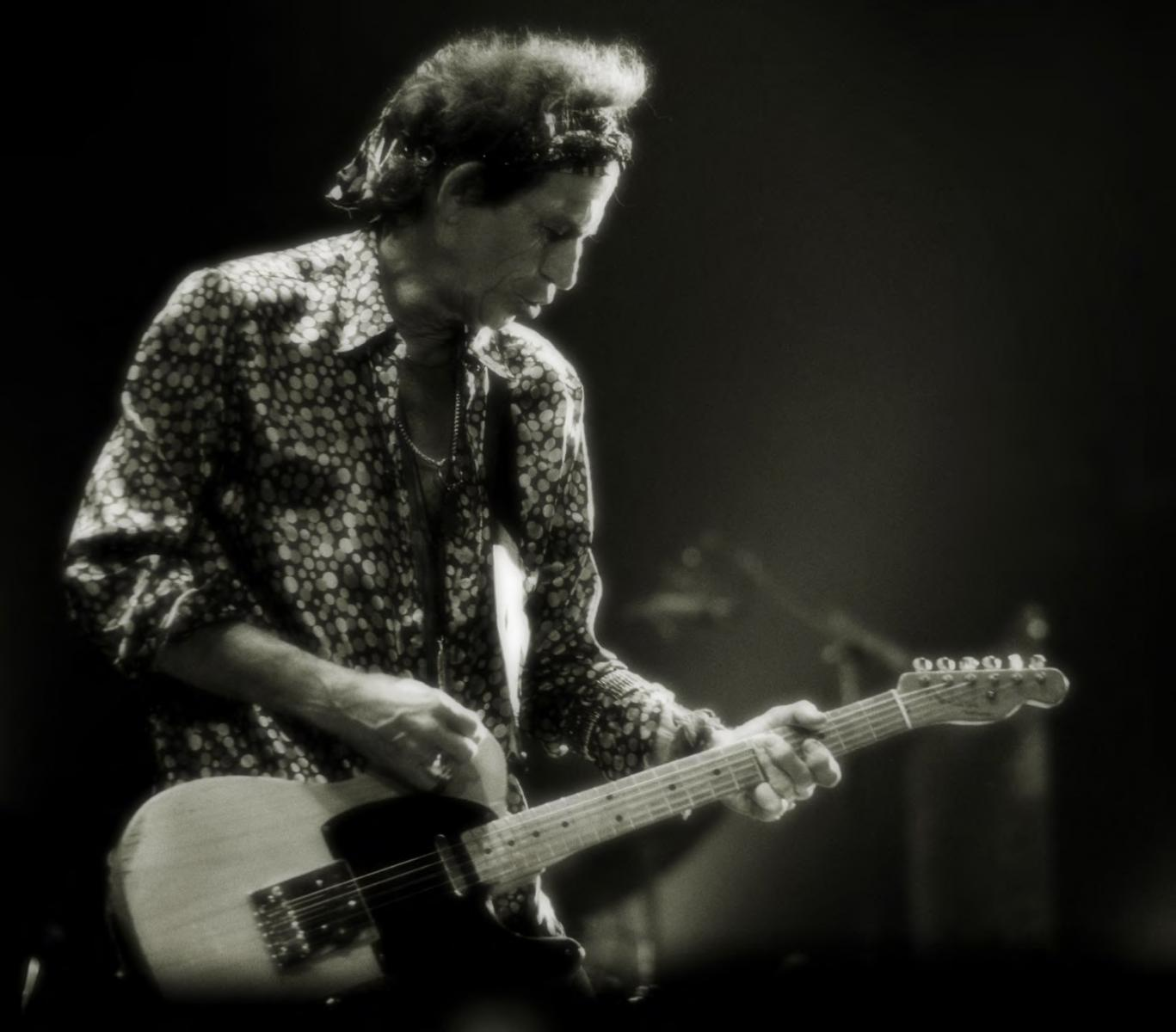 Keith Richards - The Rolling Stones -