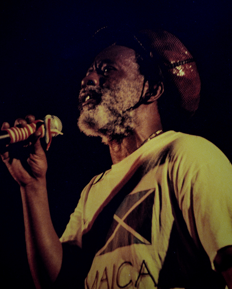Burning Spear, live at Palladium -Rome-1996