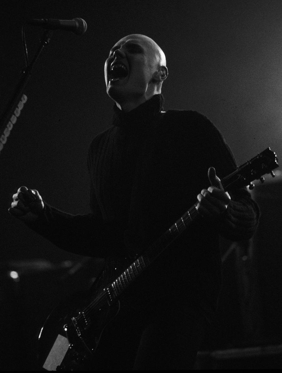 Smashing Pumpkins' Billy Corgan